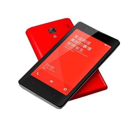Xiaomi Redmi 1S 1GB/8GB Dual SIM Red