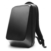 BEABORN Black Shoulder Bag Black