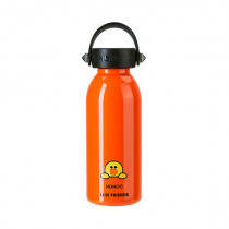 NONOO x LINE FRIENDS Thermos Orange