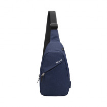 Pelliot Shoulder Bag Blue