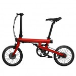 Mi Home (Mijia) QiCycle Folding Electric Bike Red
