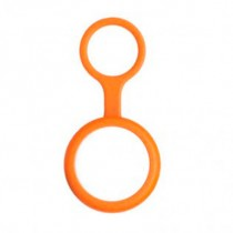 Xiaomi Smart Dog Button Tag Orange