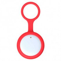 Xiaomi Smart Dog Button Tag Silicone Case Red