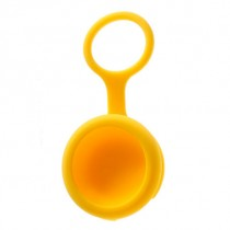 Xiaomi Smart Dog Button Tag Silicone Case Yellow