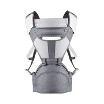 Xiaoyang Multi-funcional Baby Carrier Gray
