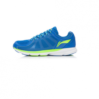 Xiaomi X Li-Ning Trich Tu Men`s Smart Running Shoes ARBK079-6-10 Size 43 Blue / Fluorescent Green