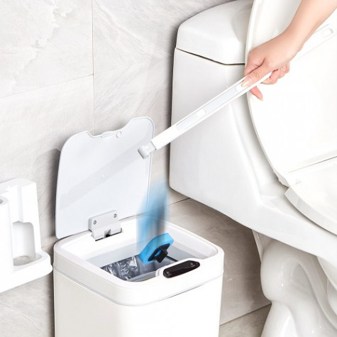 Xiaomi QUANGE Toilet Brush (with 10 Replaceable Nozzles)