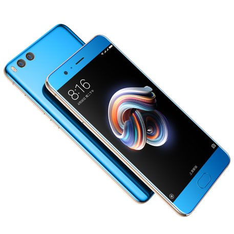 Xiaomi Mi Note 3 High Ed. 6GB/64GB Dual SIM Blue