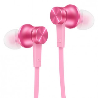 Xiaomi Mi Piston In-Ear Headphones Basic Edition Pink