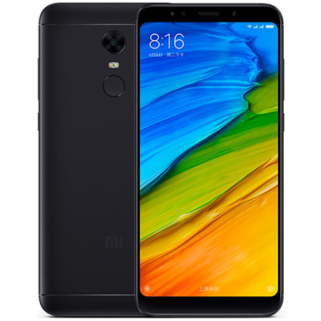 Xiaomi Redmi 5 Plus High Ed.  4GB/64GB Dual SIM Black