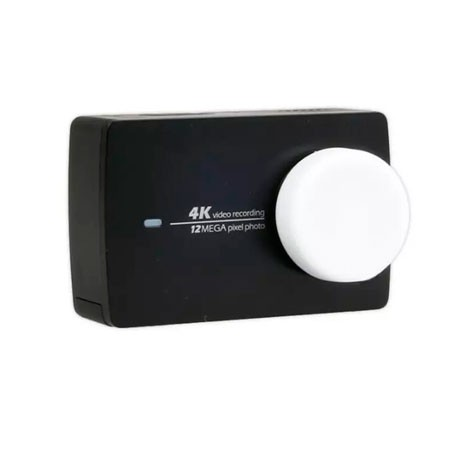 Yi Action Camera Universal Protective Lens Cover White