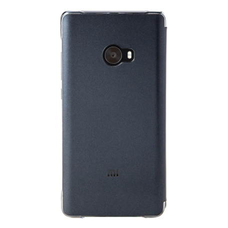 Xiaomi Mi Note 2 Smart Flip Case Black