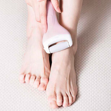 Yueli Electric Foot File And Callus Remover Pink