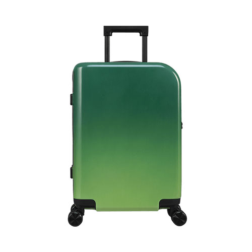 YANG 20inch Student Gradient Suitcase Green