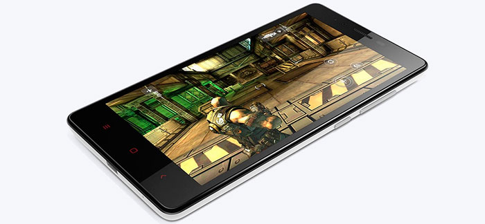 Xiaomi Redmi Note graphics in games