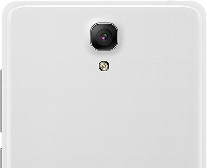 Xiaomi Redmi Note back camera 13 megapixels