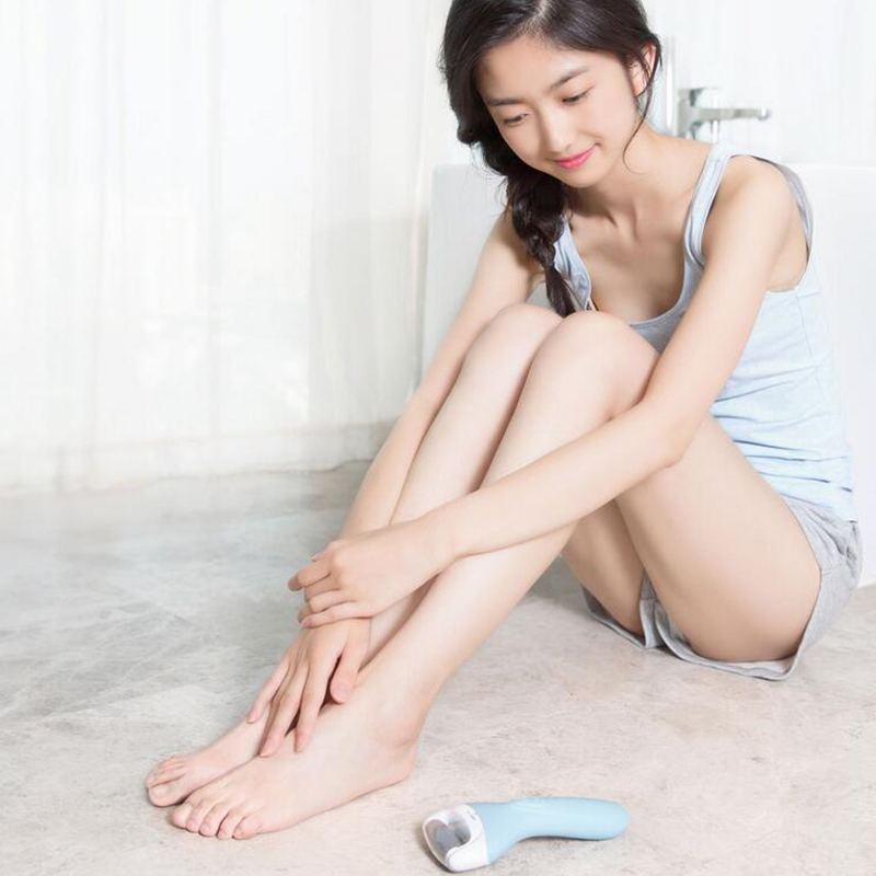 Xiaomi Yueli Electric Foot File And Callus Remover Foot Beauty